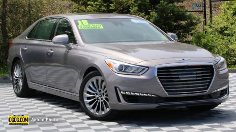 Pre-Owned 2018 Genesis G90 5.0L Ultimate