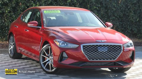 "Pre-Owned 2019 Genesis<br /><span class=""vdp-trim"">G70 2.0T Sport RWD 4D Sedan</span>"