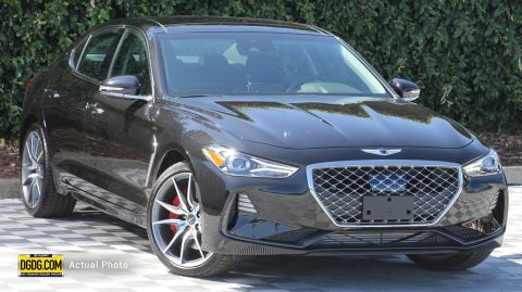 Pre-Owned 2019 Genesis G70 3.3T Advanced