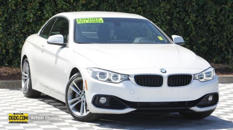 "Pre-Owned 2016 BMW<br /><span class=""vdp-trim"">4 Series 435i RWD 2D Convertible</span>"