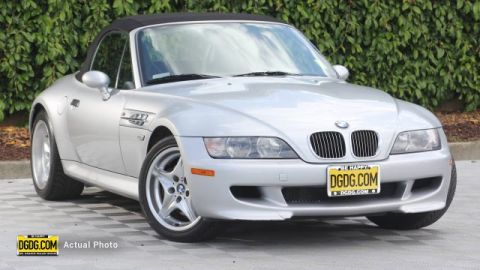 Pre-Owned 2000 BMW Z3 M M 3.2L