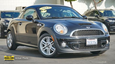Pre-Owned 2013 MINI Cooper Coupe S