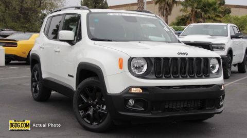 "New 2018 Jeep<br /><span class=""vdp-trim"">Renegade Altitude FWD Sport Utility</span>"