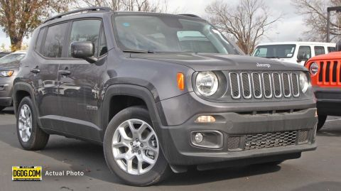 "New 2018 Jeep<br /><span class=""vdp-trim"">Renegade Latitude FWD Sport Utility</span>"