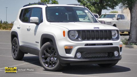 "New 2019 Jeep<br /><span class=""vdp-trim"">Renegade Altitude FWD Sport Utility</span>"